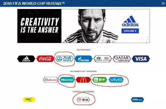 世界杯官网截图