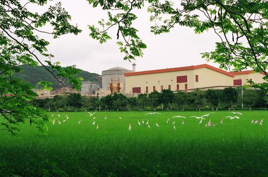 大亚湾核电基地