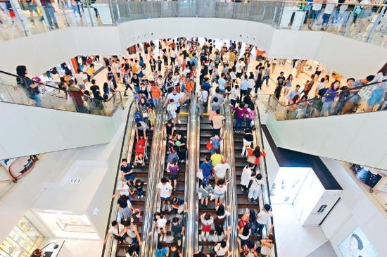 黄金周赴港内地旅客超138万 业者:受惠于高铁