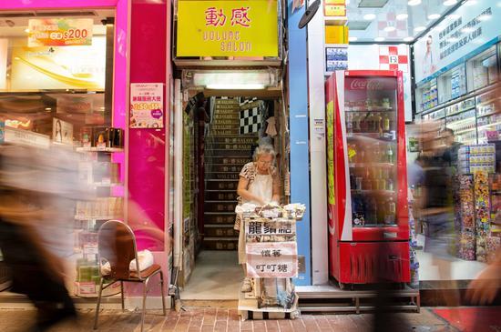 人民日报:香港民主政治发展必须符合香港政治地位