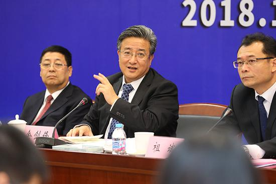 中国核工业集团有限公司董事长、党组书记 余剑锋