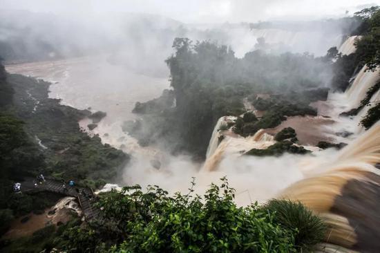 伊瓜苏瀑布