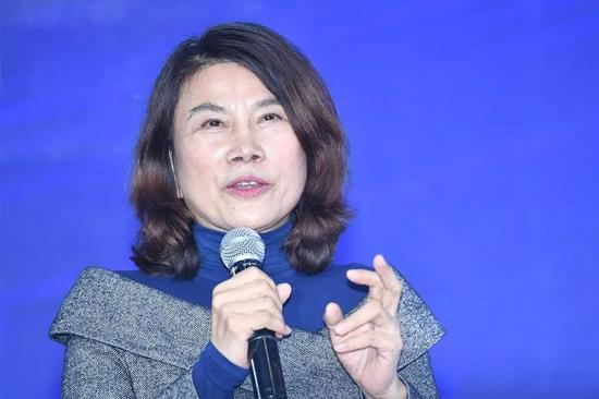▲2018年12月2日,2018中国企业领袖年会在北京举走。董明珠,珠海格力电器董事长兼总裁。图据东方IC