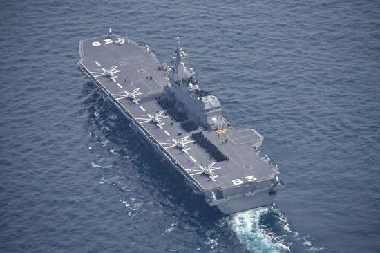 日新防卫大纲获批 美媒:日将拥有二战后首艘航母