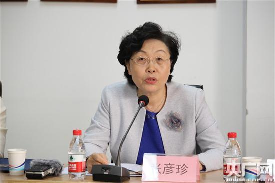 中国法律声援基金会理事长张彦珍:迫切必要经过法律声援,依法来保障农民工的相符法权好(主理方供图)
