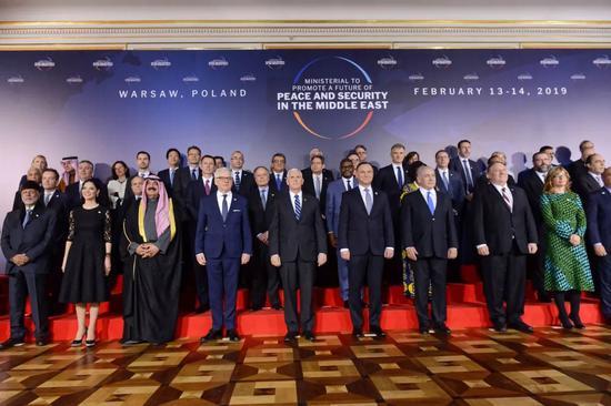 """美""""剑指伊朗""""在波兰开会 为何欧洲伙伴不买账?"""
