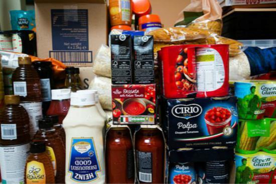 英国民众最常囤积的物品。(图:《每日邮报》)