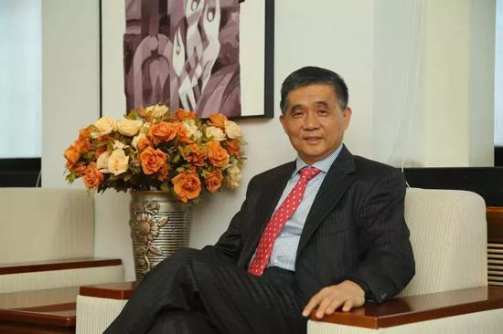 中国工程院院士、北京交通大学原校长宁滨 资料图