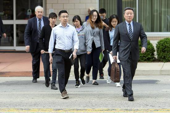 庭审 9段对话中嫌犯自曝杀害章莹颖细节
