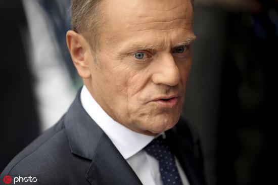 【蜗牛棋牌】普京称自由主义已过时 欧洲理事会主席:不同意
