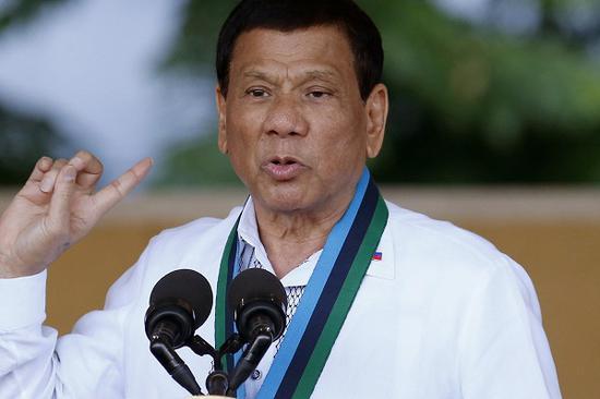 冰岛牵头查菲禁毒战 杜特尔特:他们不了解菲律宾