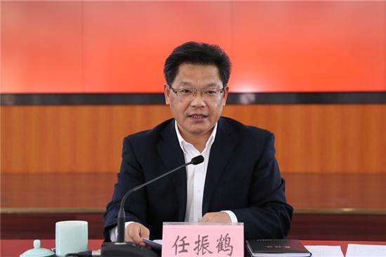 任振鹤任江苏省委副书记 此前任浙江省纪委书记