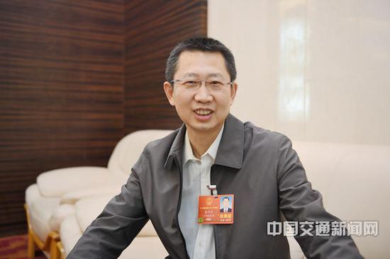 马叶江 图片来源中国交通新闻网