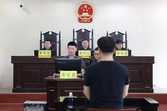 图片来自江西省鹰潭市中级人民法院