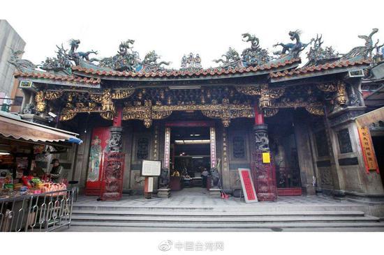 新竹城隍庙