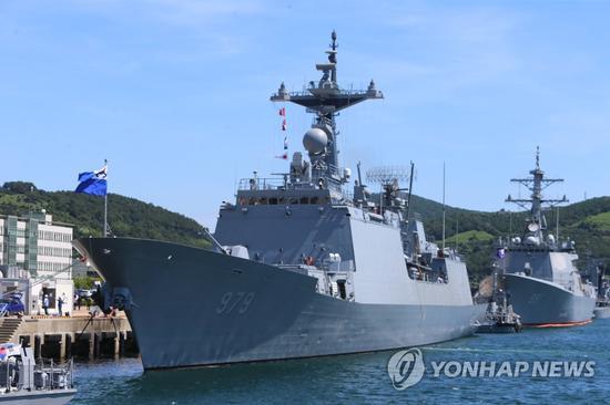 2名韩国人被胡塞武装扣押 韩军出动4400吨驱逐舰