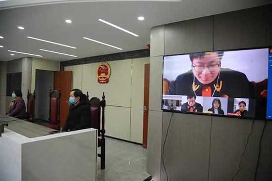 江苏高院微信公多号 图