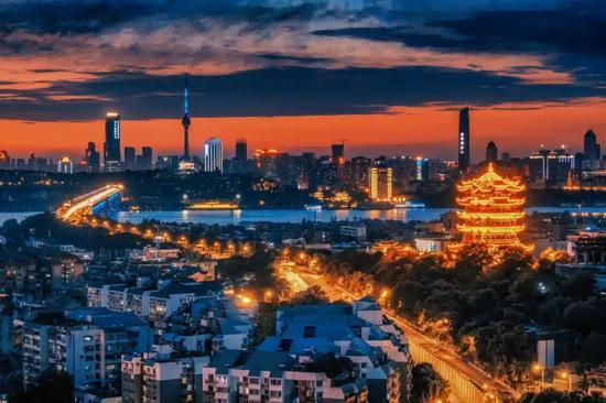 湖北省各市gdp排名_2020年全国GDP百强县出炉!湖北这6市上榜