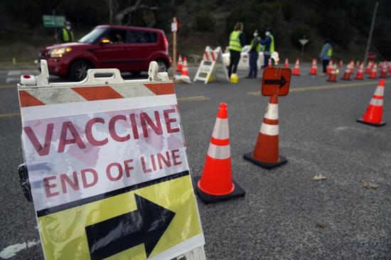 美政府鼓励非法移民打新冠疫苗 保证不在接种现场抓人