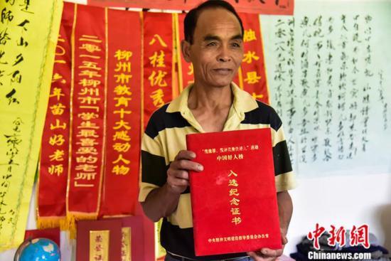 多年来,周宏军获得了多项荣誉。