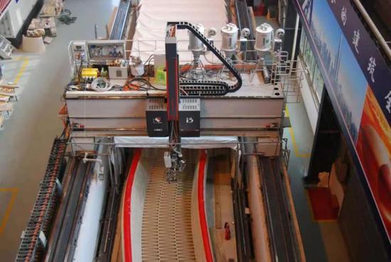 """正在""""做事""""的3D打印机器人"""