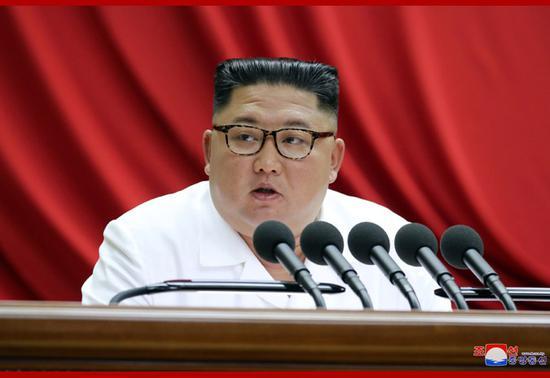 外媒关注金正恩发表新年致辞 或提及重大政策转向