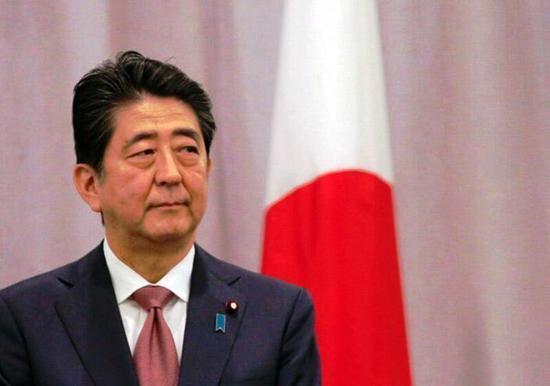 日本首相安倍晋三。(图:IRNA)