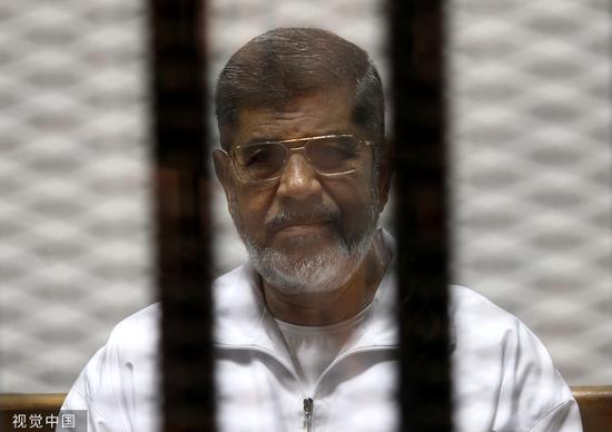 埃及前总统穆尔西当庭死亡两月后 幼子也发病去世
