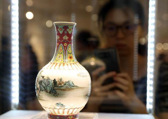 美媒:中國藏家購遺失文物 把中國東西從歐洲吸走