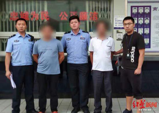 兩男子持假殘疾軍人證買票 二人最終行政拘留5日