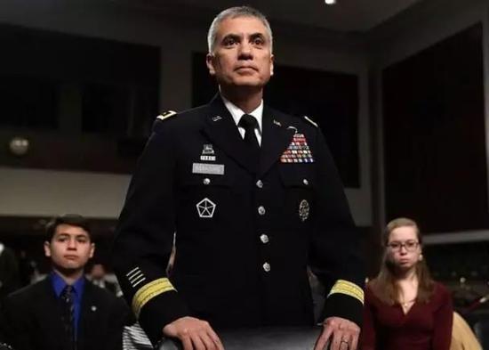 美网络司令部升级,日裔陆军上将中曾根就任新司令