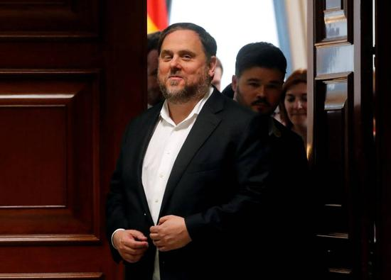 歐盟釋放加獨人士 西班牙第三政黨黨魁暗示脫歐