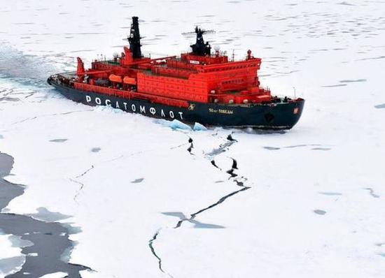 10150型领袖级核破冰船