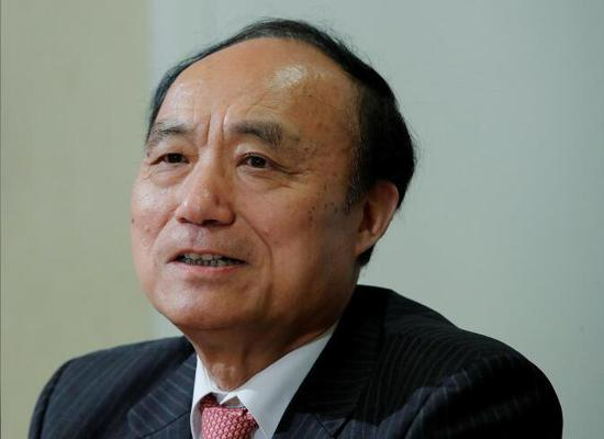 国际电信联盟(ITU)秘书长赵厚麟 图片来源:路透社
