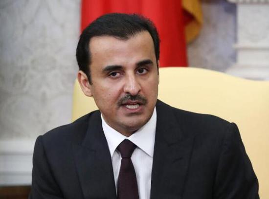 卡塔尔埃米尔(国家元始)塔米姆·本·哈马德·阿勒萨尼
