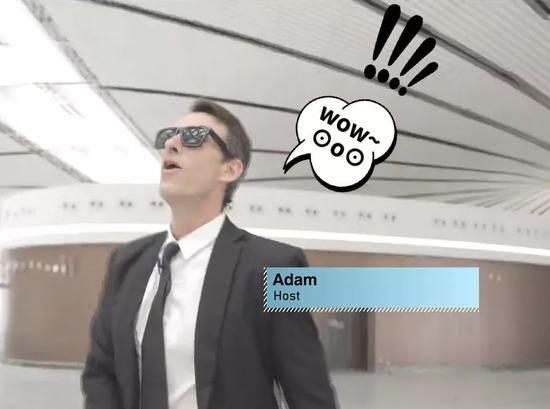 Adam(视频截图)