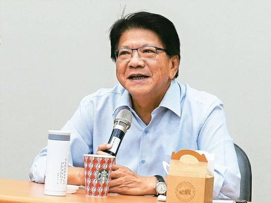 屏东县长潘孟安
