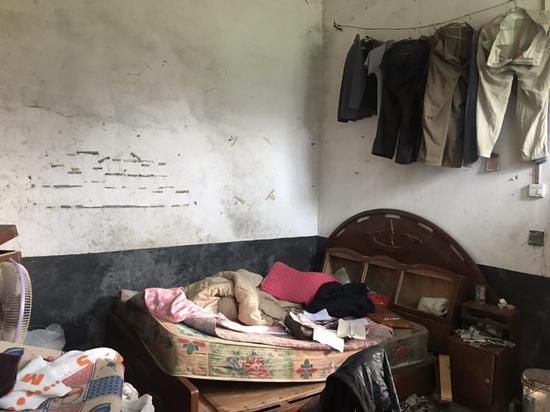 张居迁的卧室