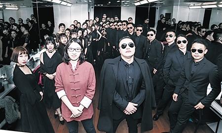 上海彩虹室內合唱團 樂團供圖