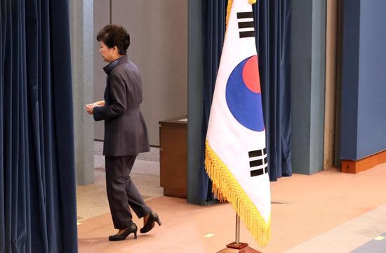 韓國親信門風波不息 在野黨呼吁樸槿惠配合調查