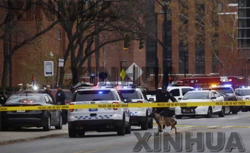 美俄亥俄州立大學發生校園槍擊案 已有9人受傷