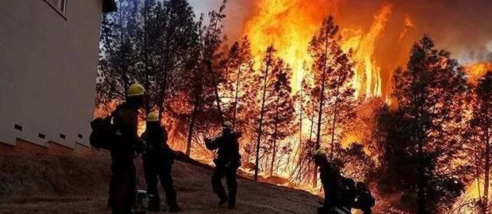 加州大火难扑:林火太大还是体制复杂?