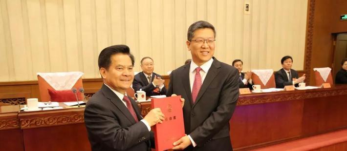 """北京公安局常务副局长""""空降""""内蒙古"""