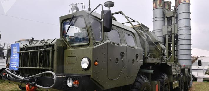 俄官员:土耳其S-400反导系统将于明年春季前投入使用