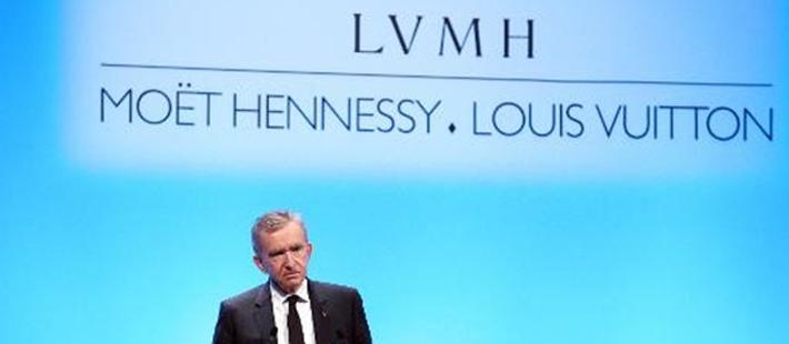 世界首富再次易主 LV总裁成全球新首富