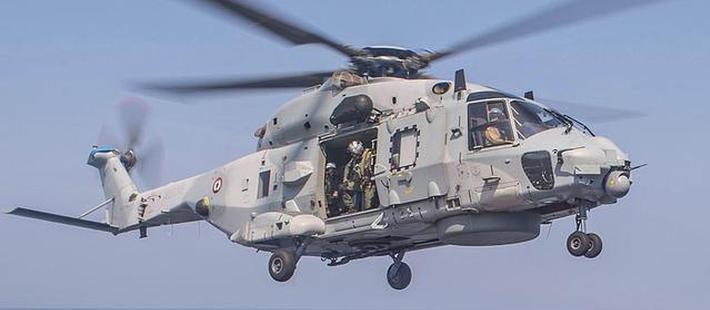 欧洲NH90直升机超越美黑鹰?五国联合研制 全电传操纵