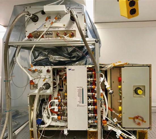 冷原子实验室被用于研究处于国际空间站得微重力环境下的超冷的量子流体。来源:英国《自然》杂志官网