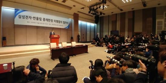 现场图片(韩媒newspim)