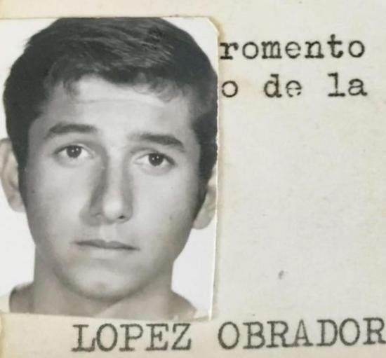 年轻时的洛佩斯
