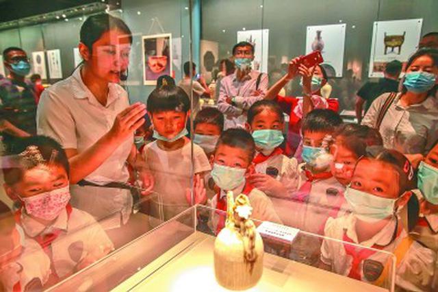 两部门:各地博物馆要策划适合中小学生的展览活动